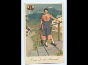 Y14611/ Indanthren Werbung AK 1926