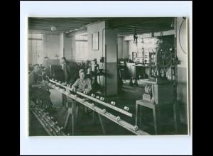 Y14670/ Berufe Elektriker ? Foto ca.1925 11 x 8 cm