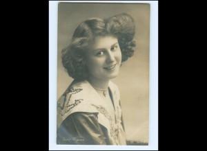 Y14696/ Schauspielerin Violet Wegner Foto AK 1905