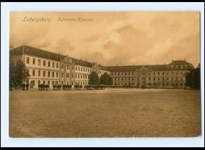 Y14701/ Ludwigsburg Infanterie-Kaserne AK ca.1912