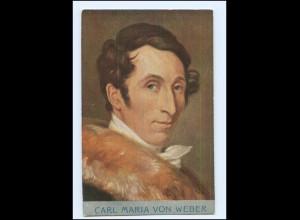Y14714/ Komponist Carl Maria von Weber AK ca.1900