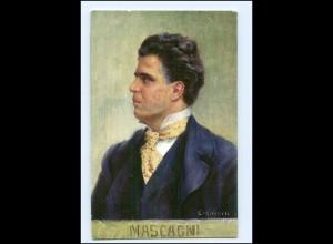 Y14717/ Komponist Pietro Mascagini AK ca.1910