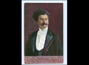 Y14720/ Komponist Johann Strauss AK ca.1910