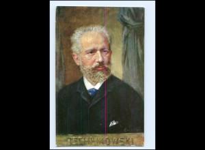 Y14721/ Komponist Tschaikowski AK ca.1910