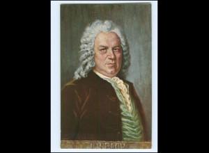 Y14723/ Komponist J. S. Bach AK ca.1910