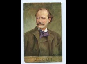 Y14728/ Komponist Julius Massenet AK ca.1910