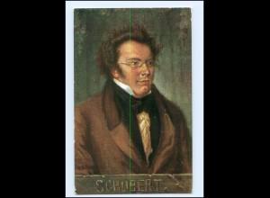 Y14733/ Komponist Franz Schubert AK ca.1910