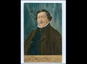 Y14735/ Komponist Rossini AK ca.1910