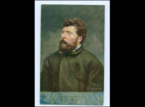 Y14736/ Komponist Georges Bizet AK ca.1910