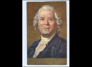 Y14742/ Komponist Christoph Willibald Gluck AK ca.1910
