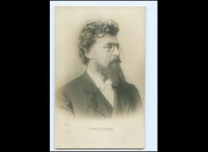 XX009246/ Schriftsteller Ludwig Ganghofer Foto Ak ca.1900