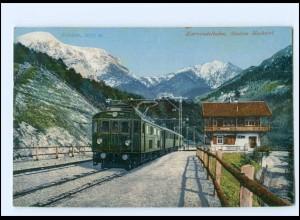 XX009064/ Karwendelbahn Bahnhof Hochzirl AK ca.1912 Tirol