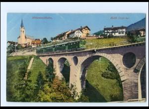 XX009061/ Mittenwaldbahn bei Reith AK ca.1912