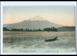 XX009046/ Fuji Vulkan Japan AK ca.1910