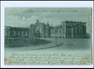 XX008746/ Osnabrück Zentralbahnhof 1899 AK