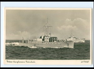 XX008958/ Räumboote Marine Foto AK ca.1940