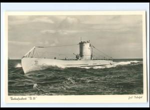 XX008962/ U-Boot U 35 Marine Foto AK ca.1940