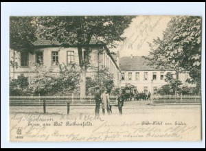 XX008739/ Gruß aus Bad Rothenfelde 1902 AK