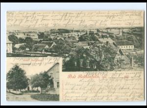 XX008741/ Bad Rothenfelde Hotel Nollmann 1898 AK