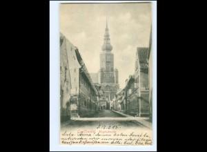 XX008700/ Greifswald Nicolaikirche 1903 AK