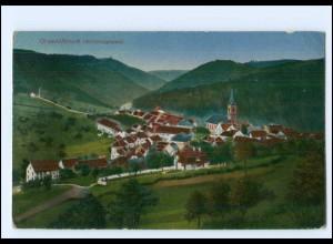 Y15079/ Grendelbruch Mittelvogesen 1917 AK Elsaß