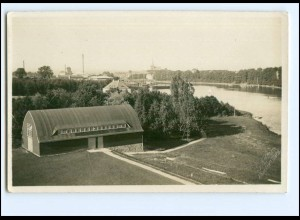 U9248/ Neustadt Holstein Hanseatische-Yacht-Schule Foto AK 1928