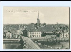 U9247/ Neustadt Holstein AK ca.1912