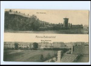 U9300/ Hamburg Bahrenfeld Kasernen 1917