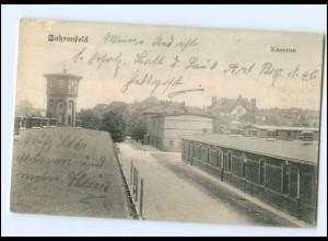 U9299/ Hamburg Bahrenfeld Kaserne Ak 1914