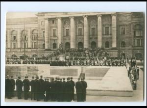 U9737/ München Kriegerdenkmal Foto AK ca.1928