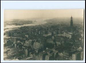 Y15244/ Hamburg Luftaufnahme Foto AK ca.1920