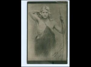 U9654/ Fidus Nr. 152 Foto AK ca.1920