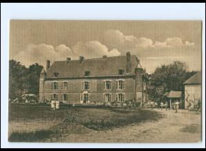 Y15494/ Schloß Belval Lazarett und Erholungsheim Frankreich 1. Weltkrieg AK