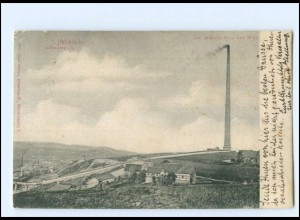 U9591-096/ Halsbrücke bei Freiburg AK 1906