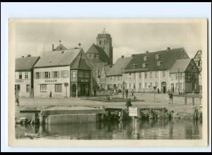 U9581-174/ Wolgast Foto AK 1954