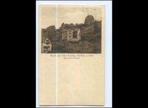 Y15995/ Rathen a.d. Elbe Villa Richter AK 1926
