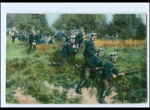 Y15218/ Kavallerie Militär Soldaten Schweiz Ak ca.1915