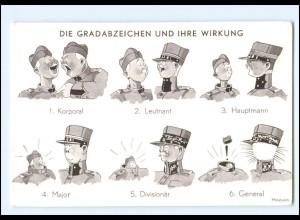 Y15213/ Grenzbesetzung 1939 Humor Schweiz Militär AK