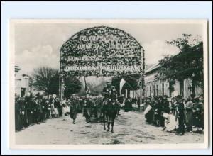 Y15502/ Emlekere Ungarn AK Feldvidek Felszabadulasanak 1938