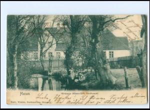 U9465/ Husum Woldsen´s Witwen-Stift AK 1905