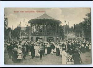 U9469/ Schützenfest Hannover AK 1913