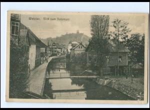 Y15363/ Wetzlar Blick zum Kalsmunt 1935 AK