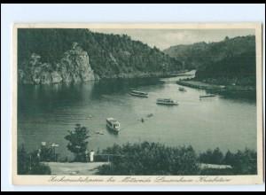 U9618-096/ Zschopau Talsperre bei Mittweida Lauenhain AK 1933