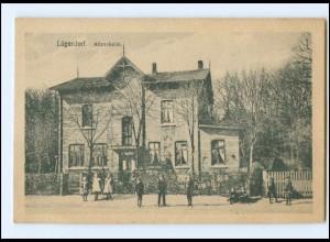U9410-2217/ Lägerdorf Altersheim AK ca.1925