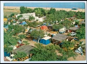 Y15319/ Zeltplatz Camping Bell-Sol Pineda de Mar Spanien AK 1978