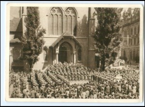 Y15193/ Armee-Konzerte des Schweizer. Rundspruchs 1940-43 AK Militär Schweiz
