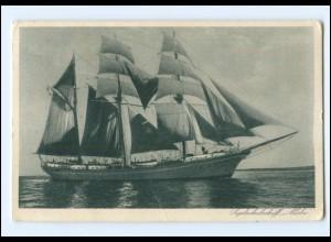 U9691/ Marine Segelschulschiff Niobe AK 1929