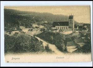 Y15396/ Bregenz Thalbach AK ca.1900