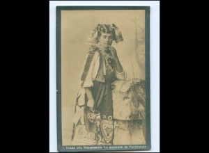 Y15526/ La paysanne de Ferdinande Foto AK ca.1912 Trachten Typen