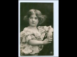 Y15624/ Hübsches Mädchen NPG Foto AK 1905